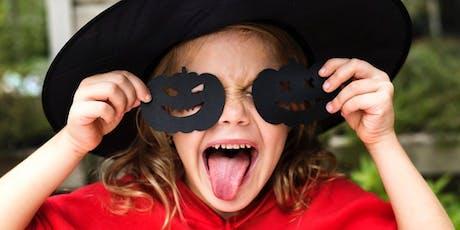 Happy Halloween!  tickets
