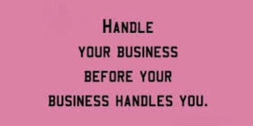 Handle Your Bus✍ness
