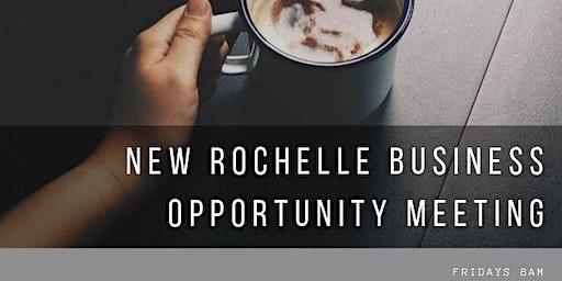 New Rochelle Local Biz Development Meeting