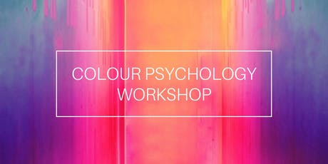 Colour Psychology Workshop tickets