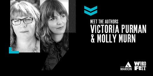 Meet the Authors: Victoria Purman 'The Land Girls' & Molly Murn 'Heart of the Grass Tree' at WordFest