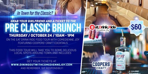 Magic City Classic Brunch Tour