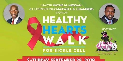 Nazhi Thee Baker Healthy Heart Walk