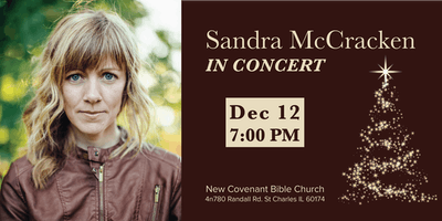 Sandra McCracken In Concert