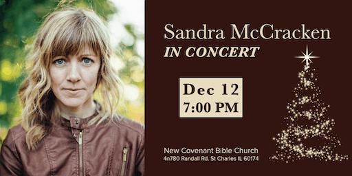 Sandra McCracken In Concert