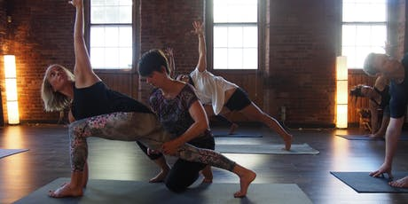 Yoga Lab: Hands On Assists (1) tickets