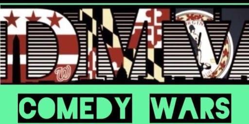 Comedy Wars