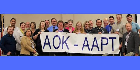 AAPT AOK Fall 2019 Conference tickets
