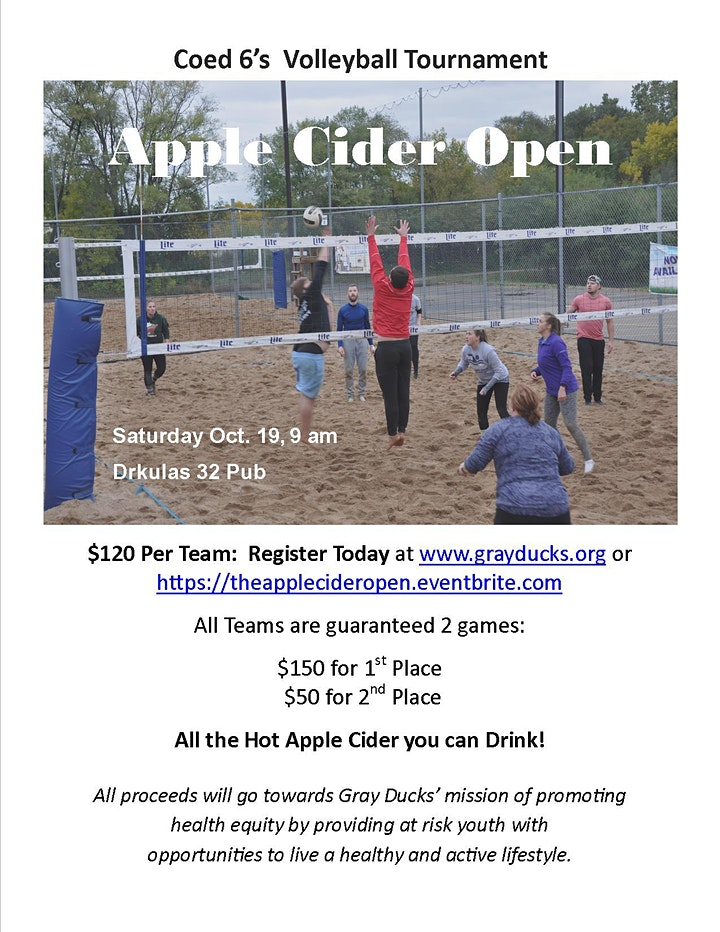 The Apple Cider Open image