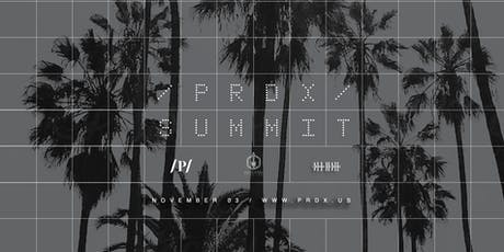 THE PRDX SUMMIT tickets