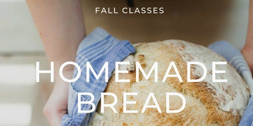 Homemade Bread with Emily Robb