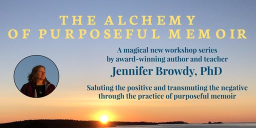 The Alchemy of Purposeful Memoir: Seeking Health