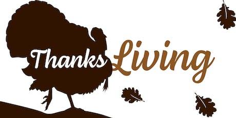 Full Circle Farm Sanctuary 4th Annual ThanksLiving Celebration 2019 tickets