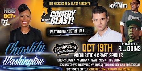BIG MIKE'S COMEDY BLAST ! tickets