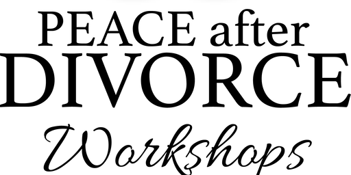 Peace after Divorce Workshop