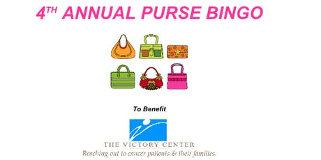 Purse Bingo to benefit The Victory Center tickets