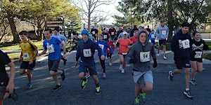 Huguenot Giving 5K - November 16th