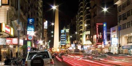 Avenida Corrientes Nocturna - Nuevo recorrido a pedido del público entradas