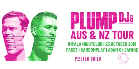Plump DJs | Auckland tickets
