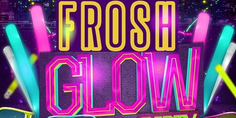 Frosh Glow Party @ Fiction // Fri Sept 27 | Toronto's Largest Frosh Night! tickets