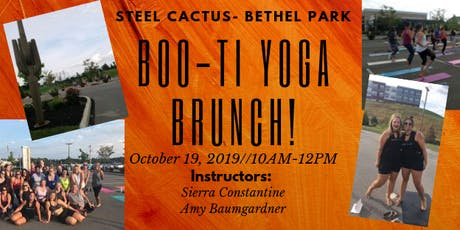 BOO-ti Yoga Brunch! tickets