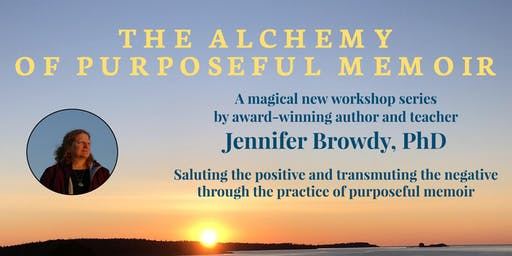 The Alchemy of Purposeful Memoir: Seeking community