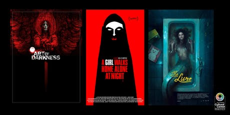 Art Of Darkness: A GIRL WALK HOME ALONE AT NIGHT/ THE LURE tickets