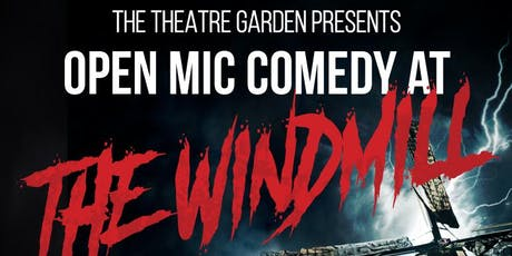 Comedy at The Windmill tickets