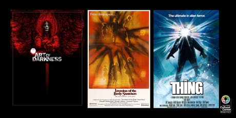 Art Of Darkness: INVASION OF THE BODY SNATCHERS/ THE THING tickets