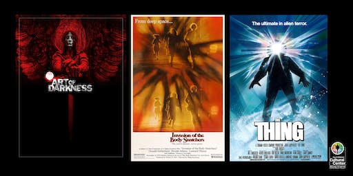 Art Of Darkness: INVASION OF THE BODY SNATCHERS/ THE THING