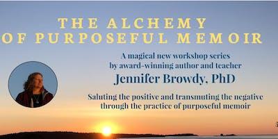 The Alchemy of Purposeful Memoir: Seeking Courage
