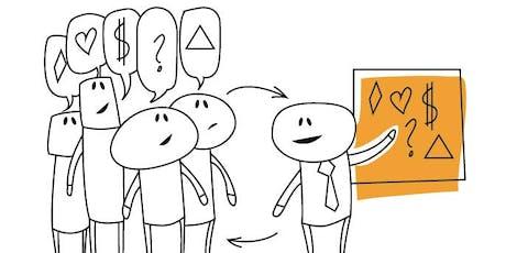 Strategic Facilitation & Presentation Skills tickets