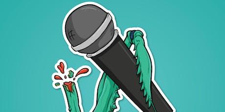 Wellington Poetry Slam Final 2019 - Festival of Slam tickets