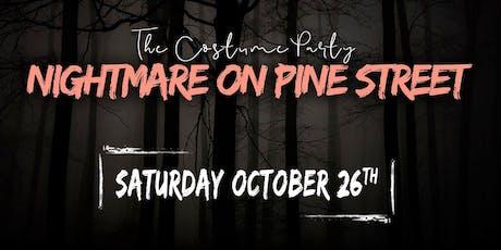 Nightmare On Pine Street @ Mai Tai Lounge  tickets