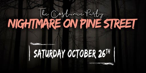 Nightmare On Pine Street @ Mai Tai Lounge