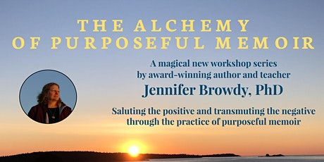 The Alchemy of Purposeful Memoir: Seeking Guidance tickets