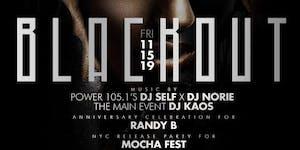 Mocha Fest Blackout - The Biggest All Black Affair &...