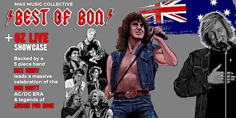 Best of Bon + Oz Live Showcase tickets