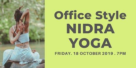 Office Style Nidra Yoga tickets