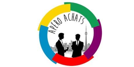 After work Apéro Achats Toronto billets