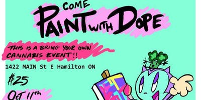 Puff & Paint Hosted By Dope Cheif