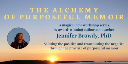The Alchemy of Purposeful Memoir: Seeking Strength