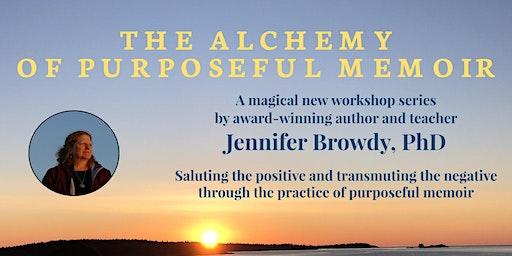 The Alchemy of Purposeful Memoir: Seeking Strength