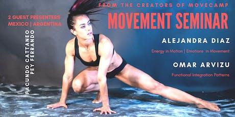 Movement Seminar tickets