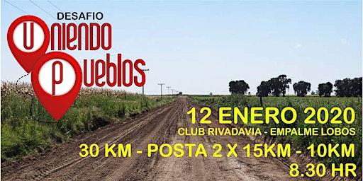Desafío Uniendo Pueblos 30 km 2020