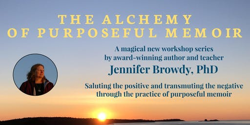The Alchemy of Purposeful Memoir: Seeking purpose
