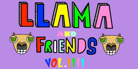 Llama & Friends Vol.4 tickets