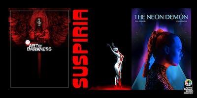 Art Of Darkness: SUSPIRA/ THE NEON DEMON