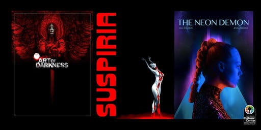 Art Of Darkness: SUSPIRA/ THE NEON DEMON