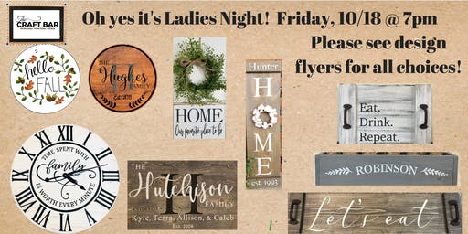 *PRIVATE EVENT -INVITE ONLY* OH YES, it's Ladies Night!!!